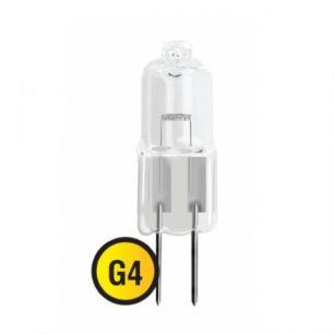 Лампа КГМ РН  JС 12В 20Вт G4 супер яркая капсульная