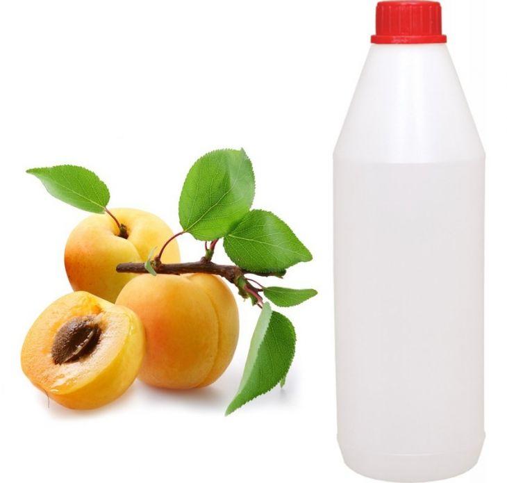Массажное масло абрикосовое, 1 литр