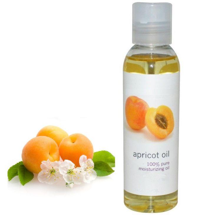 Массажное масло абрикосовое, 50 мл