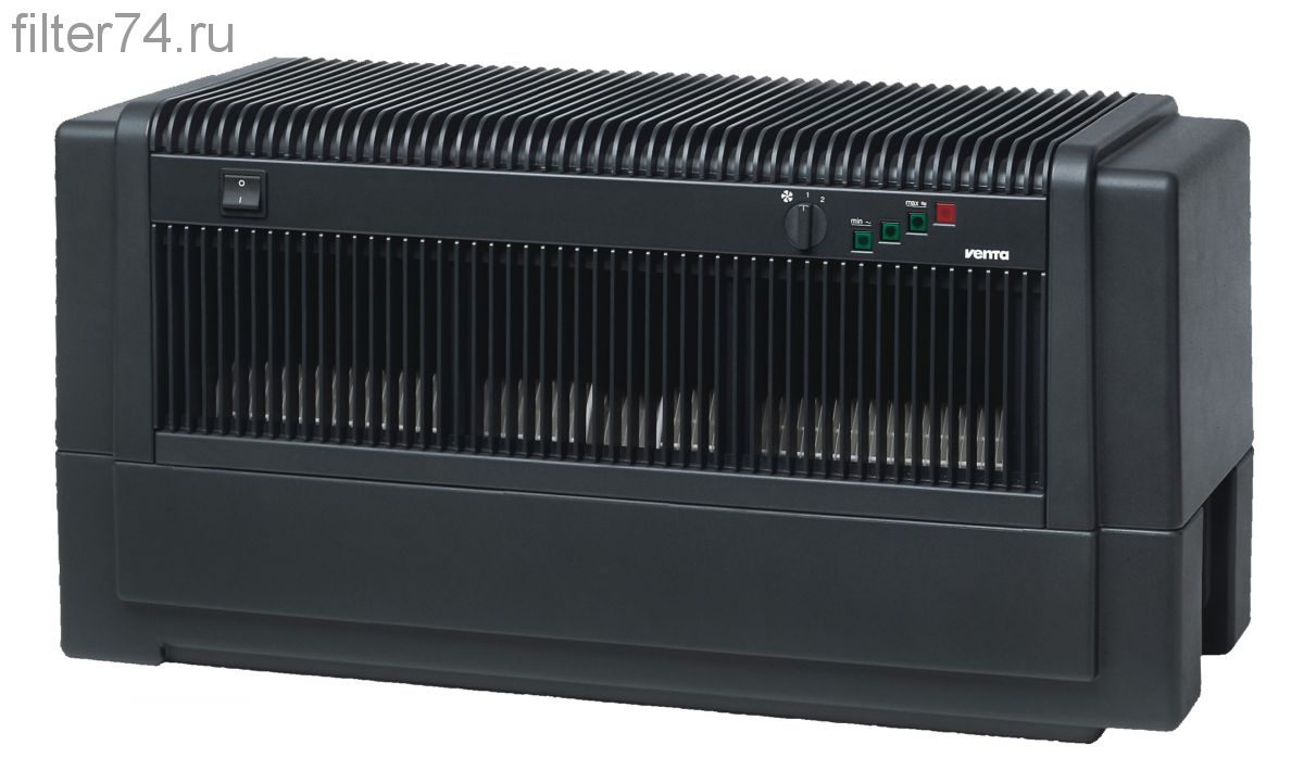 Очиститель увлажнитель воздуха Venta LW80 черный