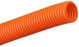 Труба ПНД с зондом легкая оранжевая (-40 до+90) (16-25)