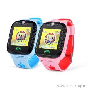 Детские умные часы smart Baby Watch Wonlex GW2000 + Камера Оригинал