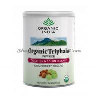 Трифала чурна Органик Индия | Organic India Triphala Churna