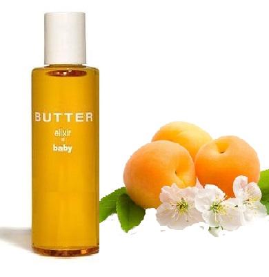 Детское масло для массажа абрикосовое, 100 мл