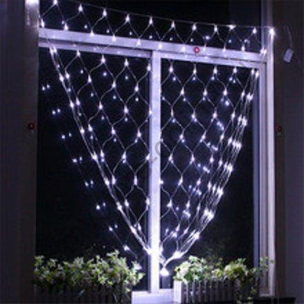Электро гирлянда «Сетка» 160 200 320  LED