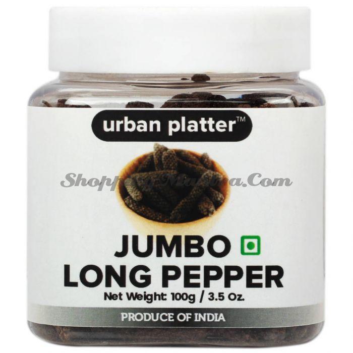 Длинный перец Пиппали (плод целый) Урбан Платтер   Urban Platter Whole Long Pepper
