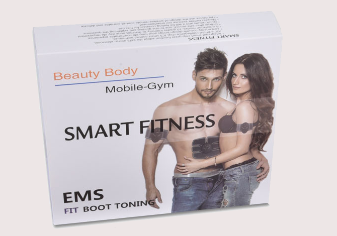 Миостимулятор Smart Fitness EMS Fit Boot Toning