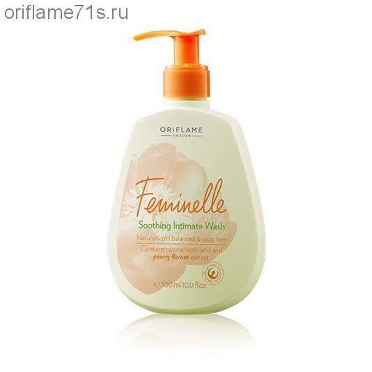 Смягчающее очищающее средство для интимной гигиены «Феминэль»