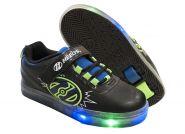 Двухколесные роликовые кроссовки Heelys POW X2 LIGHTED HE100014