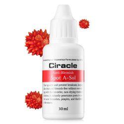 Ciracle Anti-Blemish Spot A-Sol 30ml - точечное средство против акне