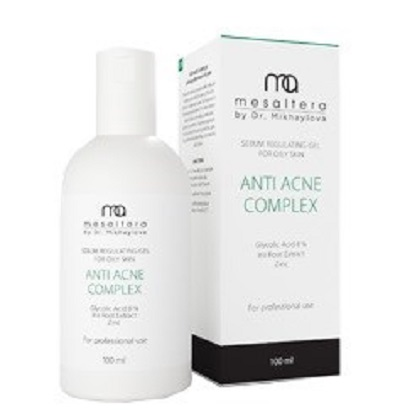 Mesaltera Anti-acne Complex – Гель антибактериальный анти-акне для проблемной кожи Мезальтера