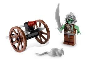 5618 Лего Орк воин