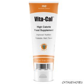 Vita-Cal Food Supplement 141 гр. - высококалорийный витаминно минеральный гель для собак и кошек