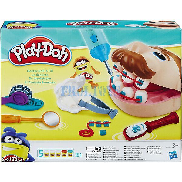 Игровой набор Мистер Зубастик, Play-Doh