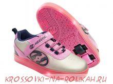 Роликовые кроссовки Heelys Pow X2 Lighted 100017