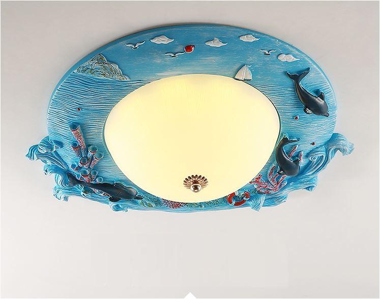Светильник для детской Дельфин