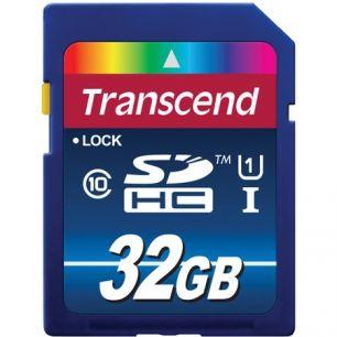 Transcend SDHC Class 10 UHS-I 400x 32GB