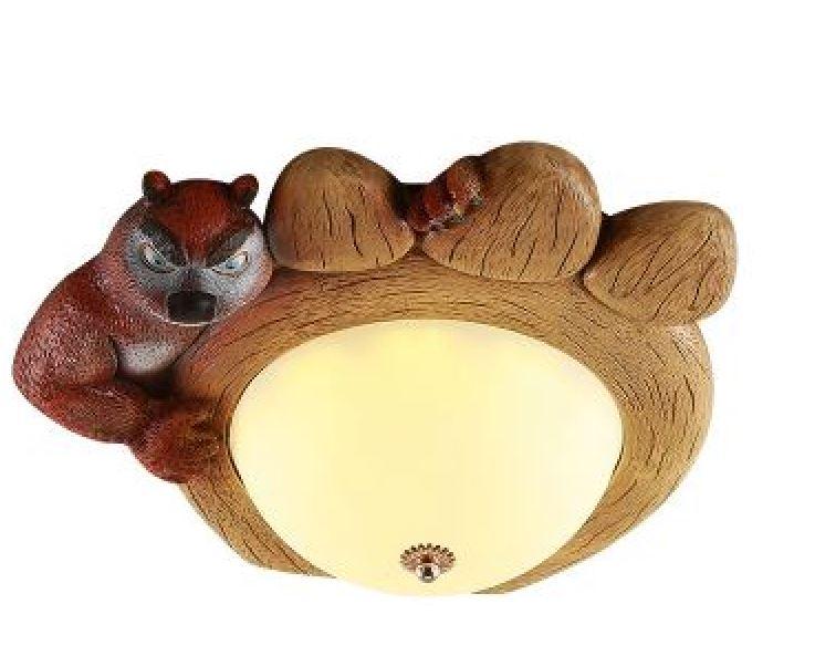 Светильник для детской Медведь