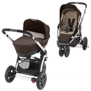 "Maxi Cosi Mura Plus 3 ""2 в 1"", Коляска Макси Кози Мура Плюс 2 в 1 с люлькой Foldable carrycot"