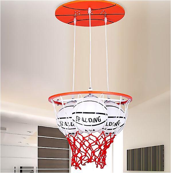 Светильник для детской Баскетбольная корзина