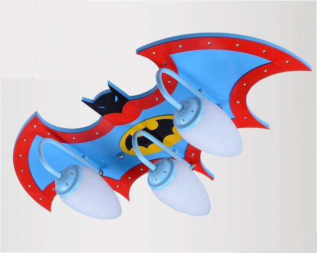Светильник для детской Бэтмен 3