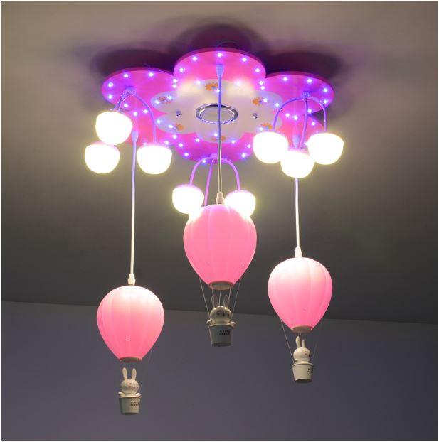 Светильник для детской Воздушные шары