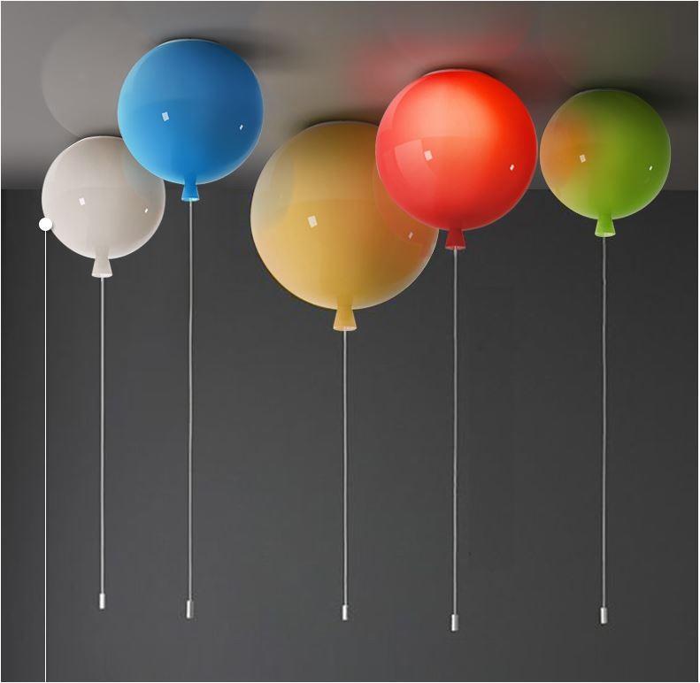 Светильник для детской Воздушный шарик
