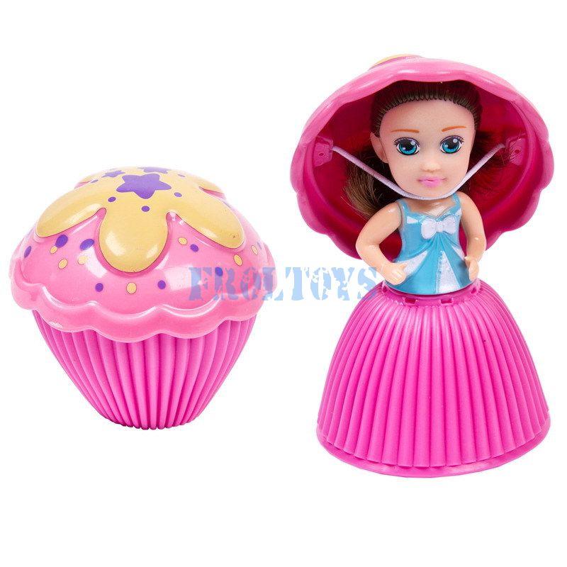 Кукла-кекс Mini Cupcake Surprise