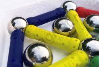 Купить магнитный конструктор для детей - Magnastix 132 детали