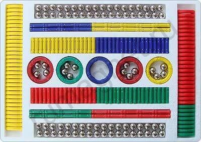 Магнитный конструктор 328 деталей