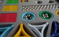 Магнитный конструктор 420 деталей MagnetPlus