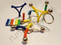 Купить конструктор на магнитах для детей - MagnetPlus 560 деталей