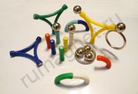 купить детский конструктор на магнитах, 560 деталей в наборе