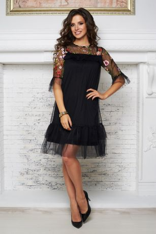 Платье П 848