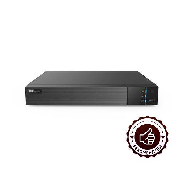LiteTec LVR-9704 регистратор гибридный на 4 канала