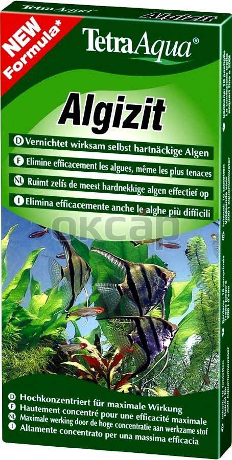 Tetra Algizit  10 табл. на 400 л., для борьбы с водорослями при сильном их развитии