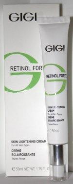 Отбеливающий крем RETINOL FORTE Skin Lightening Cream