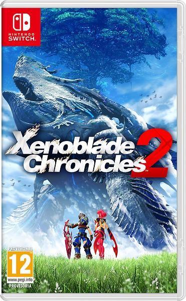 Игра Xenoblade Chronicles 2 (Nintendo Switch)