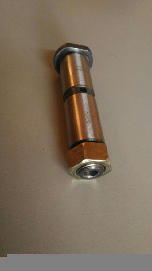 Палец рессорный d25x105x129 ( арт. SP-07 ) HINO Ranger