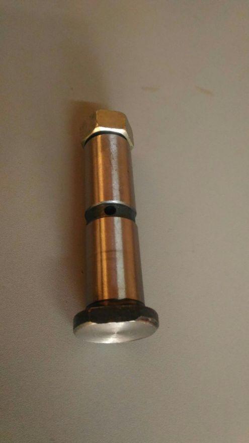 Палец рессорный d25x91x115 ( арт. SP-02 ) HINO Ranger