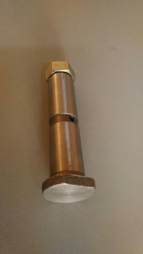 Палец рессорный d25x105x129 ( арт. SP-03 ) HINO