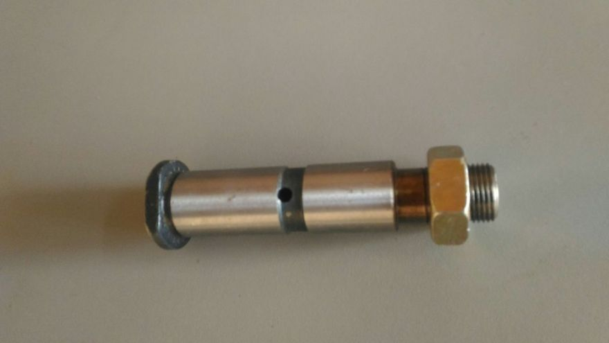 Палец рессорный d25x82x120 ( арт. SP-17 ) Isuzu ELF