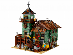 21310 Лего Старый рыбацкий магазин