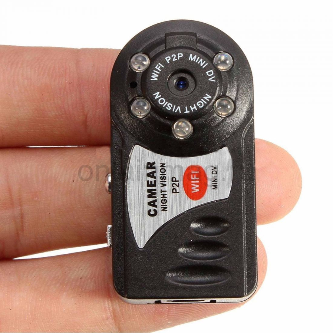 Мини видеокамера Camix Q7 с Wi-Fi