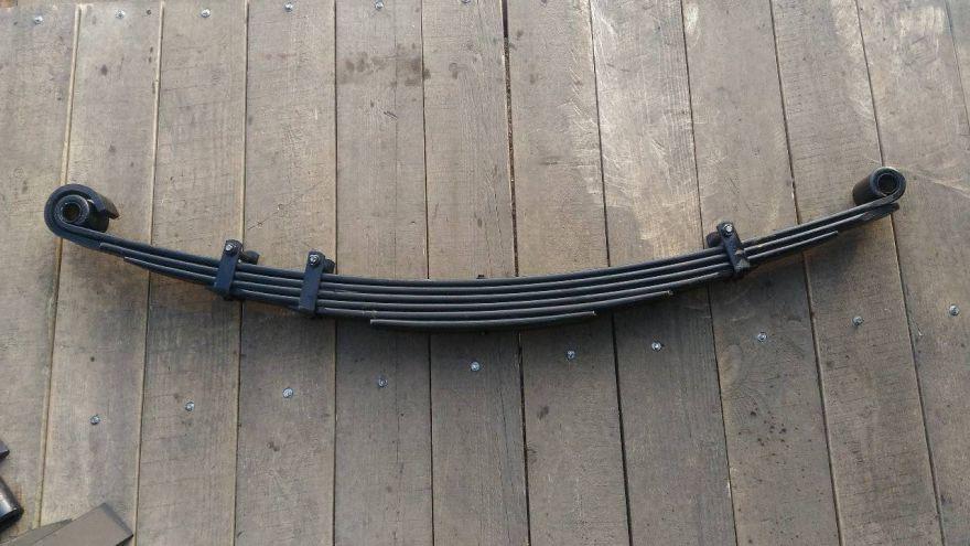 Рессоры передние Isuzu Forward( Исузу Форвард) 5 ton