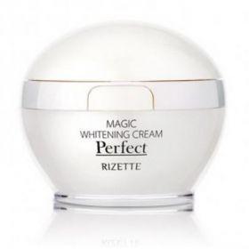 Lioele Rizette Magic Whitening Cream Perfect 35g - отбеливающий многофункциональный крем для лица
