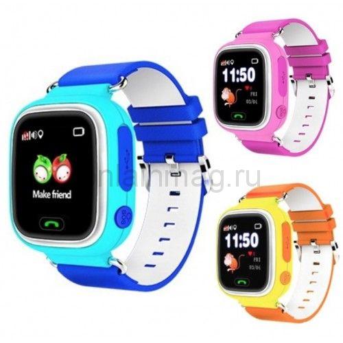 Детские часы с GPS трекером Smart Baby Watch G72