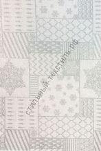 Новогодняя декоративная ткань SHIVERY Silver