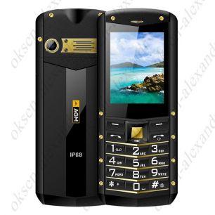 """Мобильный телефон AGM M2 2.4"""" SC6531DA 1970mAh FM радио"""