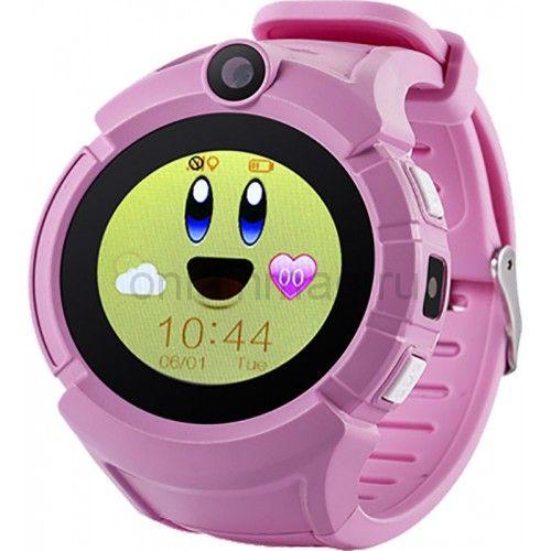 Детские GPS часы Smart Baby Watch Q610